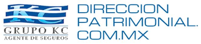 GRUPO KC DIRECCION PATRIMONIAL - logo